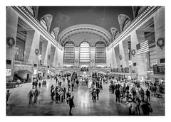 Grand Central (Robgreen13) Tags: usa nyc manhattan newyorknewyork grandcentralstation subway railway architecture terminal midtown 42ndstreet