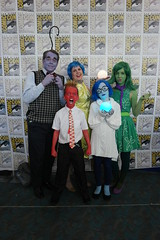 SDCC 2018 - 1099 (Photography by J Krolak) Tags: cosplay costume comiccon comicconvention sdcc sandiegocomiccon sdcc2018 masquerade pixar insideout emotions