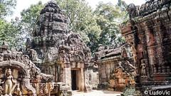 Ta Som, Siem Reap (Lцdо\/іс) Tags: ta som siemreap cambodge cambodia khmer kambodscha kampuscha angkor architecture architektur archeological archaeological historic history temple asia asian asie asiatique lцdоіс