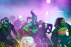 1B5A5557 (invertalon) Tags: acadamy villains dance crew universal studios orlando florida halloween horror nights 2018 hhn hhn18 hhn2018 americas got talent agt canon 5d mark iii high iso 5d3 theater group