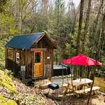 "Tiny Cabin, Gatlinburg TN <a style=""margin-left:10px; font-size:0.8em;"" href=""http://www.flickr.com/photos/132885244@N07/46520876785/"" target=""_blank"">@flickr</a>"