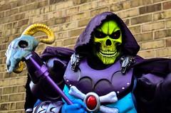 SKELETOR 2019 (THESMOKE007) Tags: skeletor cosplay ericthesmokemoran thesmoke masters of the universe heman nightmarearmorstudios heroes great philadelphia comic con prowrestlerthesmoke