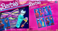 Barbie Fashions - Fantasy #7766 (1990) (vintage.dolls) Tags: barbie mattel made spain vintage dolls toys clothes skipper collectibles 80s boxes nrfb