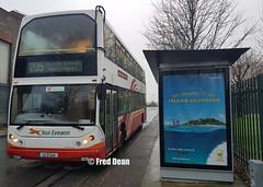 Bus Eireann DD12 (02D3441). (Fred Dean Jnr) Tags: buseireann cork volvo b7tl eastlancs vyking millenium dd12 02d3441 cit corkinstituteoftechnology march2019 buseireannroute205 myllenium doubledecker
