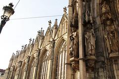 Bruxelles - Église Notre-Dame du Sablon