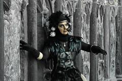 You see... all I need's a whisper (Jam Faz) Tags: tournai carnaval carnival feast festa mascara bj whisper te shout world costume traje mask woman happy look fest nikond7000 belgium