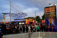 20190310-05-Spiegeltent in Hobart (Roger T Wong) Tags: 2019 australia hobart rogertwong sel24105g salamanca sony24105 sonya7iii sonyalpha7iii sonyfe24105mmf4goss sonyilce7m3 spiegeltent tasmania evening people performance rain
