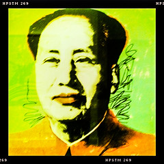 But if you go carrying pictures of chairman Mao (Thomas Hawk) Tags: andywarhol dia detroit detroitinstituteofarts detroitinstituteofartsmuseum mao maozedong michigan museum usa unitedstates unitedstatesofamerica warhol painting fav10