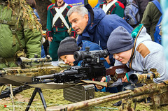2018-106 (Tomasz Seweryn) Tags: 100latniepodległości tomaszseweryn redpixel olsztyn uroczystość wojsko piknik militarny defilada polska patriotyzm