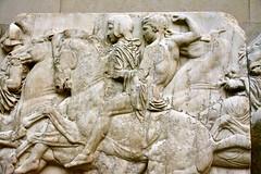 London 2018 – Elgin Marbles (Michiel2005) Tags: elginmarbles akropolis acropolis grieks greek griekenland greece bm britishmuseum museum england engeland grootbrittannië greatbritain britain uk vk unitedkingdom verenigdkoninkrijk london londen
