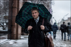 5_DSC5013 (dmitryzhkov) Tags: urban city everyday public place outdoor life human social stranger documentary photojournalism candid street dmitryryzhkov moscow russia streetphotography people man mankind humanity color colour snow snowfall badweather