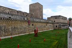 Castello Svevo, Bari, Italy April 2019 010 (tango-) Tags: bari italia italien italy italie puglia apulia
