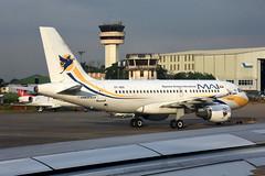 Myanmar Airways International XY-AGV (Howard_Pulling) Tags: myanmar airport rangoon yangon air