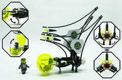 Blacktron Avenger-Y (03) (Mateusz92) Tags: lego zbudujmy afol blacktron moc