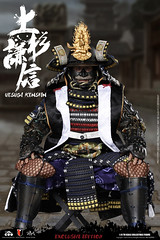 COOMODEL 20190120 CM-SE044 Uesufi Kenshin 上杉谦信 Deluxe - 05 (Lord Dragon 龍王爺) Tags: 16scale 12inscale onesixthscale actionfigure doll hot toys coomodel samurai