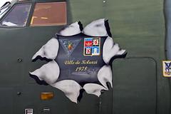 61-MM F-RAMM  R18 C160R Transall  Le Bourget 15-05-16 (Antonio Doblado) Tags: warbird 61mm framm r18 c160 transall aviación aviation aircraft airplane lebourget