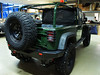 Jeep Wrangler Verdeckmontage