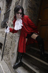 Cosplay (rousselfineartphoto) Tags: photography photographie pierre roussel fine art photo ville city anime cosplayer otakuthon canada can