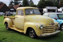 Chevrolet 3100 Pickup (R.K.C. Photography) Tags: chevrolet chevy 3100 pickup truck knebworthclassicmotorshow 2018 1948 216uxt classic american unitedkingdom hertfordshire knebworth uk stevenage canoneos100d