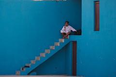 Trinidad (Thicks Aside) Tags: cuba trinidad blue