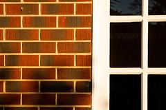 Brick, wood and glass (.Stephen..Brennan.) Tags: da70 patterns pentax pentaxk3 perth westernaustralia australia au 70mm