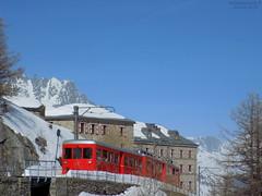 Chemin de Fer du Montenvers (ChristopherSNCF56) Tags: train chemindefer montenvers chamonix mer de glace