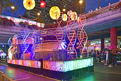Chingay @ Chinatown (chooyutshing) Tags: decoratedfloat lightedup display peoplesassociation chingaychinatown chinesenewyear2019 festival newbridgeroad chinatown singapore