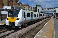 Govia Thameslink Class 700 700046 - West Hampstead (dwb transport photos) Tags: govia thameslink siemens desirocity emu 70046 westhampstead london