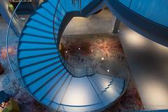 Wendeltreppe (Frank Guschmann) Tags: 8 ellatrebestrasse steigenberger treppe straircase stairwell escaliers stairs stufen steps architektur frankguschmann nikond500 d500 nikon