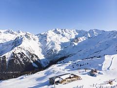 Les 7 laux - Drone (berengere-vuche) Tags: snow les7laux alpes drone mavicair photoshop montagne hiver ski neige alps winter landscape snowymountain