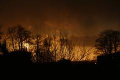 Dans la tempête, le soleil fut copieusement arrosé  -  In the storm, the sun was copiously watered. (CORMA) Tags: belgique belgium bruxelles brussels zavelenberg berchemsainteagathe orage storm pluie rain soleil sun bourrasque gust