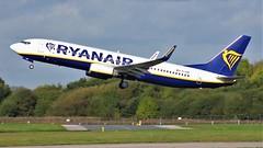 EI-EBF (AnDyMHoLdEn) Tags: ryanair 737 egcc airport manchester manchesterairport 23r