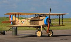 SPAD XIII  ~ 1461 (Aero.passion DBC-1) Tags: 2013 meeting châteaudun dbc1 david biscove aeropassion avion aircraft aviation plane airshow spad xiii ~ 1461