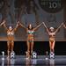 Womens Physique Open 4th Shmyrova 2nd Boes 1st Podgorski 3rd Ohlund 5th Moghaddam