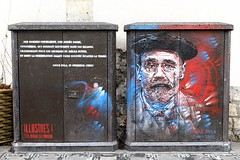 Emile Zola (2018) (just.Luc) Tags: graffiti grafitti streetart urbanart man male homme hombre uomo mann writer schrijver écrivain portret portrait ritratto retrato porträt face gezicht visage gesicht c125 baard barbe barba bart beard parijs parigi paris îledefrance france frankrijk frankreich francia frança