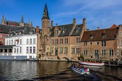 Belgium - Brugge (andrei.leontev) Tags: belgique belgium bruges brugge oldtown city center centre ville