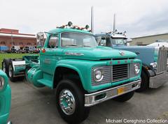 George Van Dyke Trucking' 1967 Ford F850 Super Duty, Truck# 19 (Michael Cereghino (Avsfan118)) Tags: 2016 aths american historical truck society ford f850 super duty george van dyke trucking gvd salem oregon