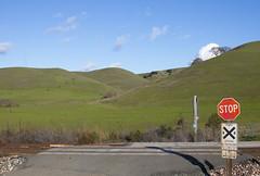 Barry Hill Road Crossing (imartin92) Tags: christie hercules california green hills