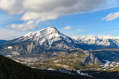 DSC_3017 (CEGPhotography) Tags: vacation travel canada banff mountains 2019 gondola banffgondola sulphurmountain banffnationalpark