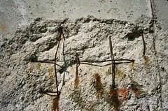 The Berlin Wall (iampaulrus) Tags: berlin germany mjuii olympusmjuii lomography portra kodak film filmphotography analog analogue 35mm 35mmfilmphotography film35mm