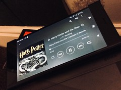Books of 2019 8: Harry Potter And The Chamber Of Secrets (The original SimonB) Tags: books reading audiobook april 2019