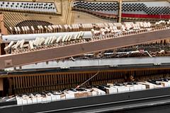 HYPER! Exhibition Hamburg (michael_hamburg69) Tags: hamburg germany deutschland hyper ausstellung kunst art exhibition hyperajourneyintoartandmusic hyperdth museum deichtorhallen piano demolished zerstört zertrümmert klavier fsk