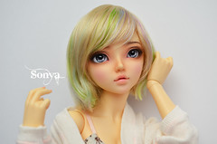DSC_2140 (sonya_wig) Tags: fairytreewigs wig bjdwig minifeewig bjd bjdminifee minifeechloe handmadedoll bjddoll dollphoto fairyland fairylandminifee minifee chloe bjdphotographycoloringhair